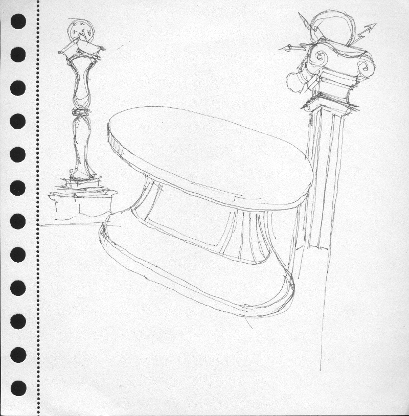 Plecnik sketches 10