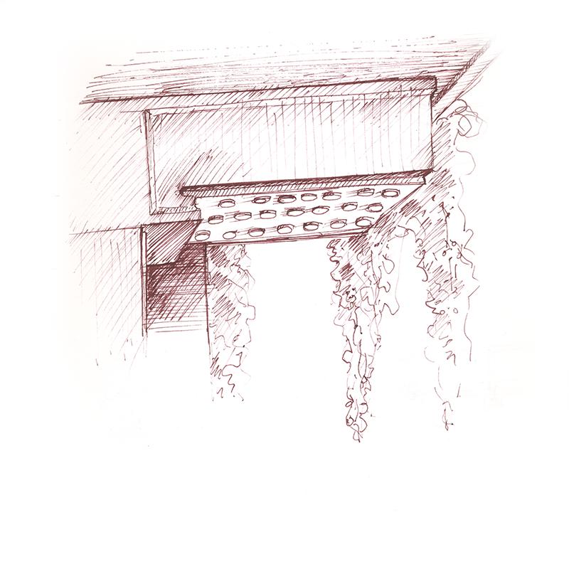 plecnik stair detail