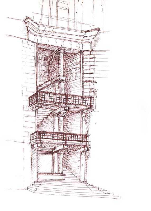plecnik stairs