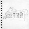 Plecnik sketches 1